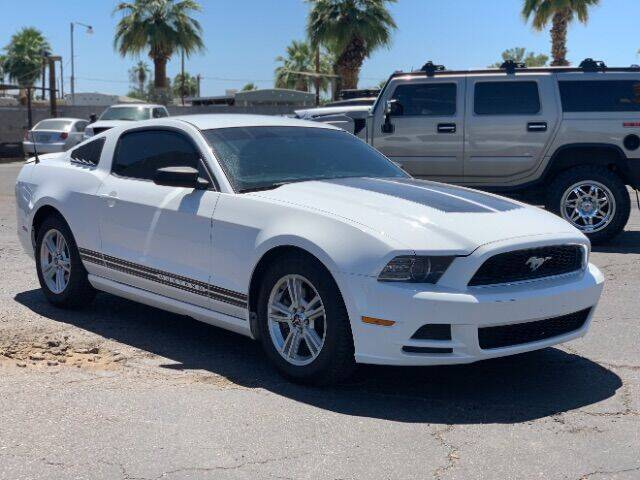 2013 Ford Mustang for sale at Brown & Brown Wholesale in Mesa AZ