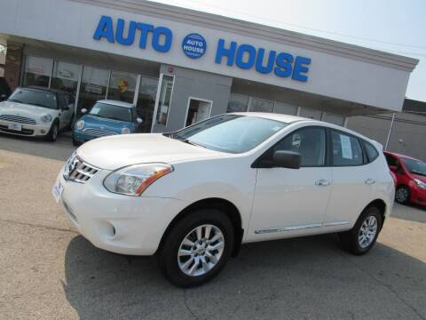 2013 Nissan Rogue for sale at Auto House Motors in Downers Grove IL