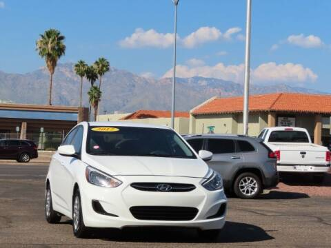 2017 Hyundai Accent for sale at Jay Auto Sales in Tucson AZ