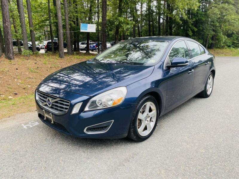 2012 Volvo S60 for sale at H&C Auto in Oilville VA