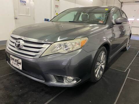 2011 Toyota Avalon for sale at TOWNE AUTO BROKERS in Virginia Beach VA