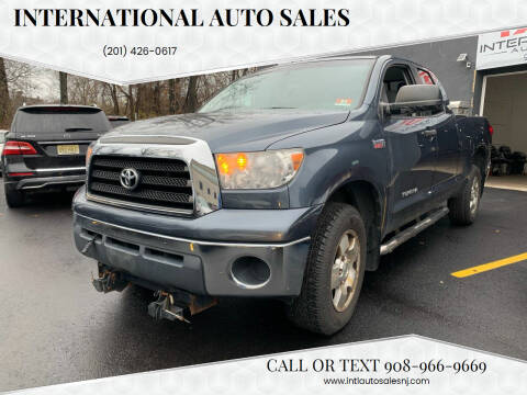 2009 Toyota Tundra for sale at International Auto Sales in Hasbrouck Heights NJ