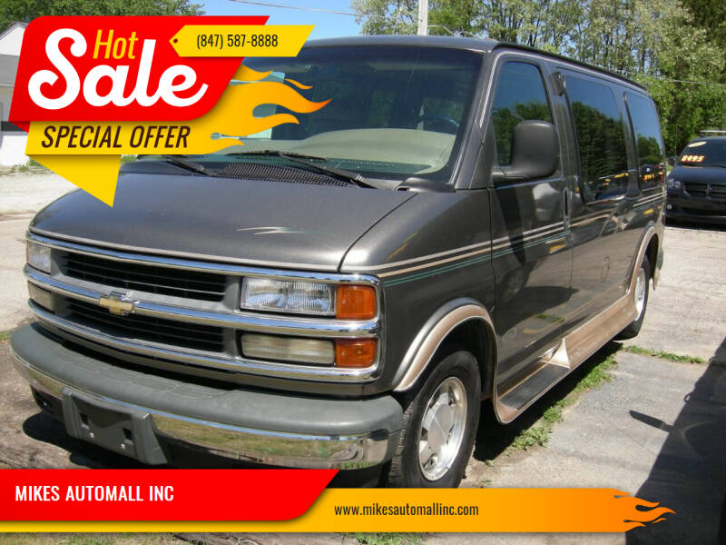 2000 Chevrolet Express Cargo for sale at MIKES AUTOMALL INC in Ingleside IL