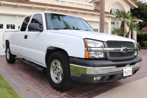 2005 Chevrolet Silverado 1500 for sale at Newport Motor Cars llc in Costa Mesa CA