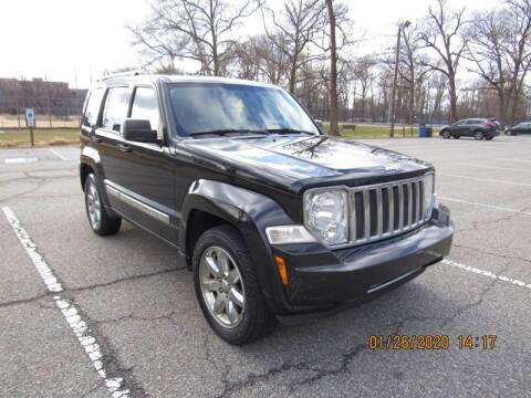 2010 Jeep Liberty for sale at International Motor Group LLC in Hasbrouck Heights NJ
