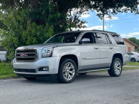 2015 GMC Yukon for sale at Auto Direct of South Broward in Miramar FL