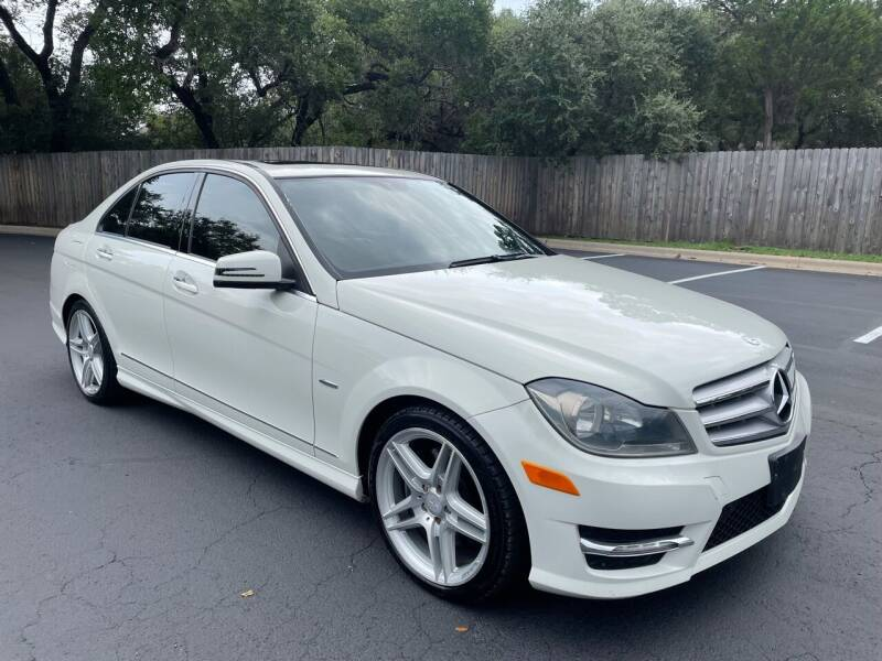 2012 Mercedes-Benz C-Class for sale at Luxury Motorsports in Austin TX