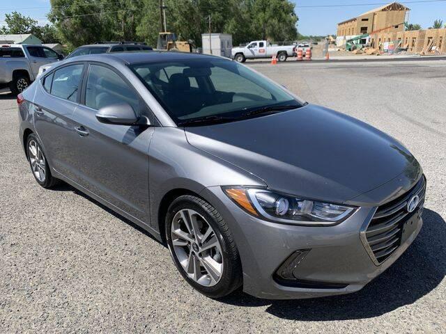 2018 Hyundai Elantra for sale in Richland, WA