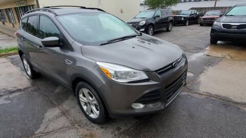 2014 Ford Escape for sale at Divine Auto Sales LLC in Omaha NE