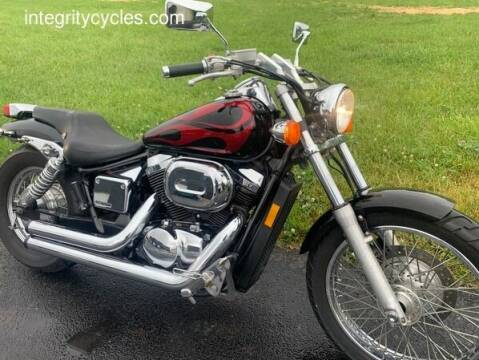 2005 Honda SHADOW SPIRIT 750 for sale at INTEGRITY CYCLES LLC in Columbus OH