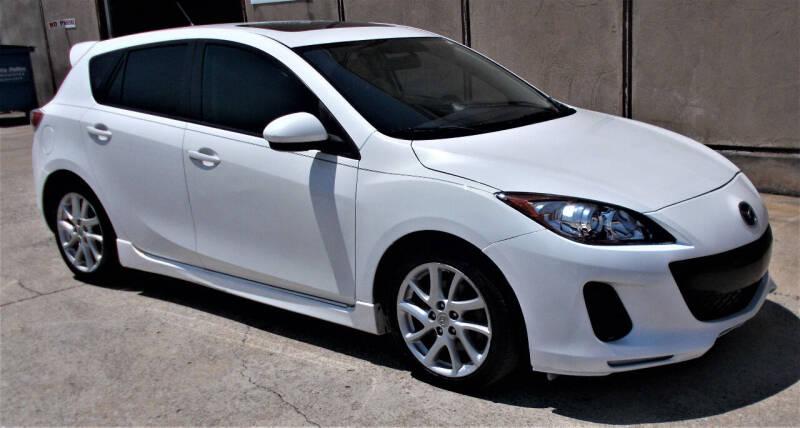 2012 Mazda MAZDA3 for sale at M G Motor Sports in Tulsa OK