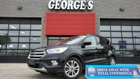 2017 Ford Escape for sale at George's Used Cars - Pennsylvania & Allen in Brownstown MI