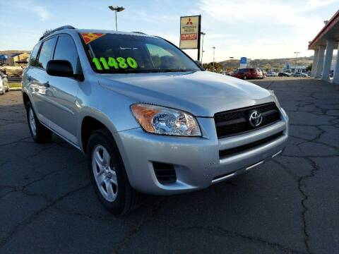 2012 Toyota RAV4 for sale at Painter's Mitsubishi in Saint George UT