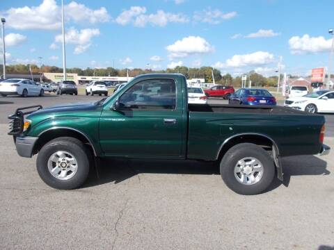 1999 Toyota Tacoma for sale at West TN Automotive in Dresden TN