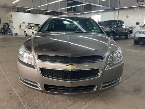 2012 Chevrolet Malibu for sale at John Warne Motors in Canonsburg PA