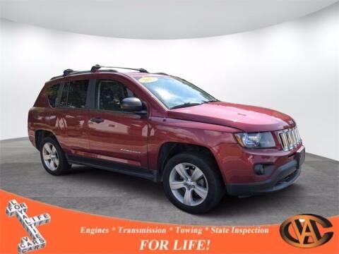 2015 Jeep Compass for sale at VA Cars Inc in Richmond VA