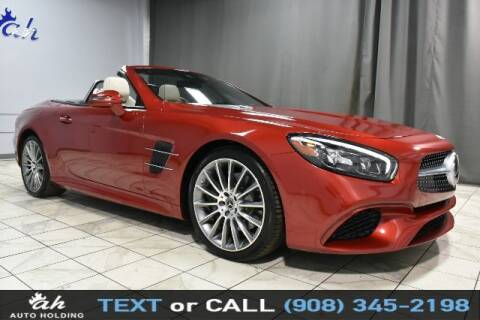 2019 Mercedes-Benz SL-Class for sale at AUTO HOLDING in Hillside NJ