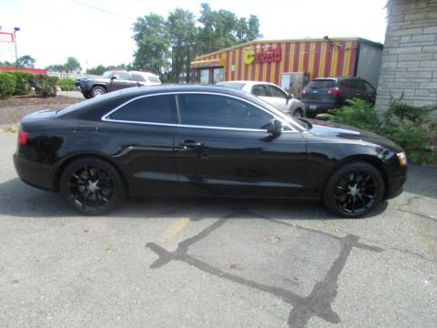 2013 Audi A5 for sale at Nutmeg Auto Wholesalers Inc in East Hartford CT