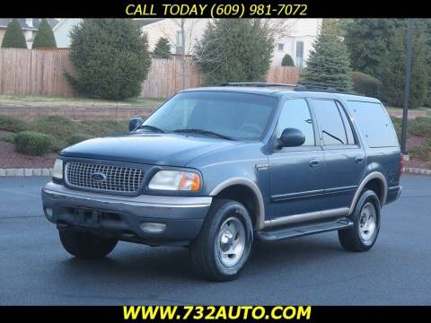 1999 Ford Expedition for sale at Absolute Auto Solutions in Hamilton NJ