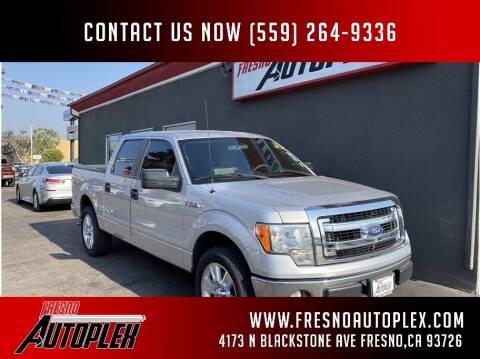 2014 Ford F-150 for sale at Fresno Autoplex in Fresno CA