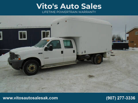 2004 Ford F-550 Super Duty for sale at Vito's Auto Sales in Anchorage AK