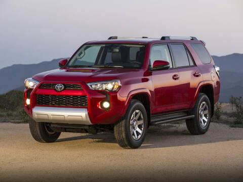 2021 Toyota 4Runner for sale at Sam Leman Toyota Bloomington in Bloomington IL