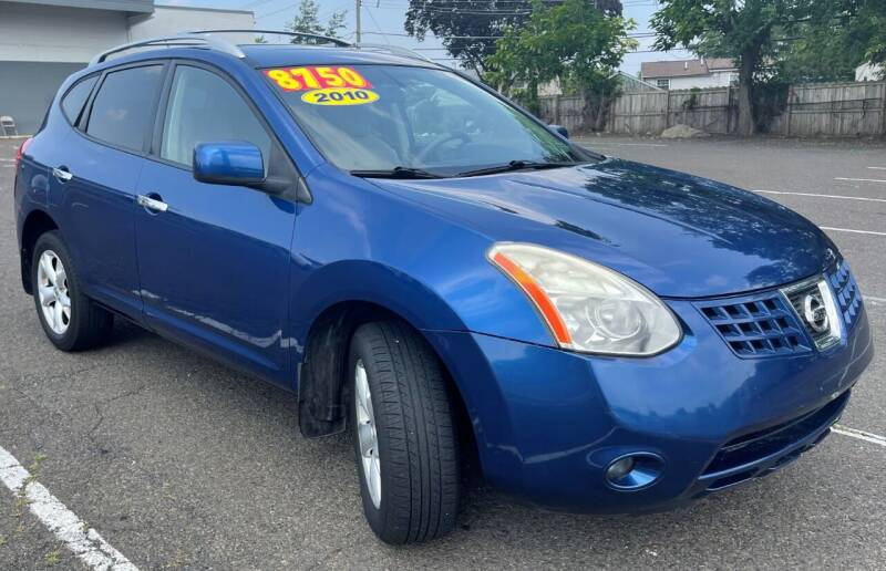 2010 Nissan Rogue for sale at Blvd Auto Center in Philadelphia PA