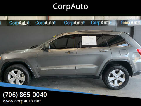 2011 Jeep Grand Cherokee for sale at CorpAuto in Cleveland GA