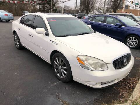 2007 Buick Lucerne for sale at Right Place Auto Sales in Indianapolis IN