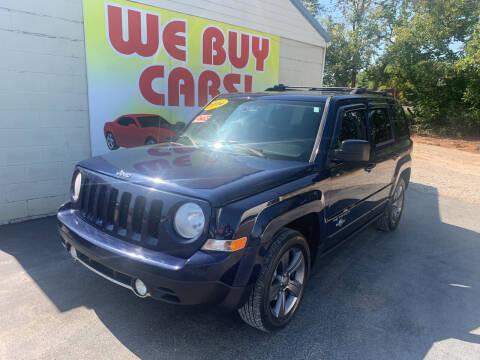 2014 Jeep Patriot for sale at Right Price Auto Sales in Murfreesboro TN