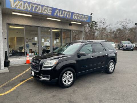 2016 GMC Acadia for sale at Vantage Auto Group in Brick NJ