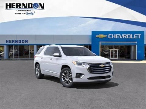 2021 Chevrolet Traverse for sale at Herndon Chevrolet in Lexington SC