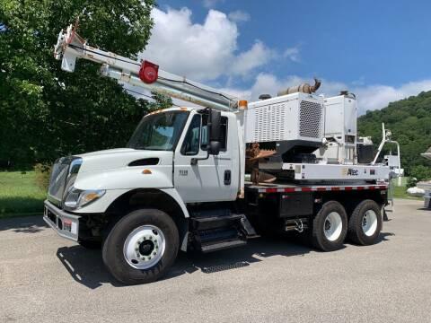 2003 International 7500 for sale at Henderson Truck & Equipment Inc. in Harman WV