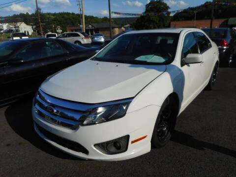 2010 Ford Fusion for sale at Automotive Toy Store LLC in Mount Carmel PA