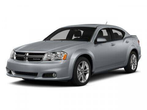 2014 Dodge Avenger for sale at Jeff D'Ambrosio Auto Group in Downingtown PA