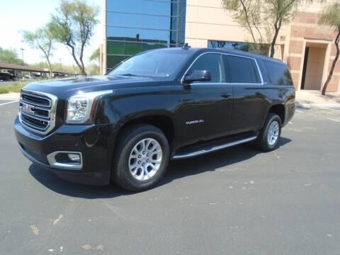2015 GMC Yukon XL for sale at COPPER STATE MOTORSPORTS in Phoenix AZ