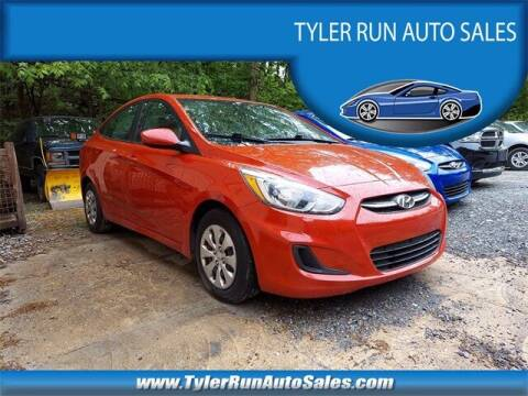 2015 Hyundai Accent for sale at Tyler Run Auto Sales in York PA