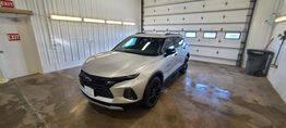 2021 Chevrolet Blazer for sale at Concordia Chevrolet Buick in Concordia KS