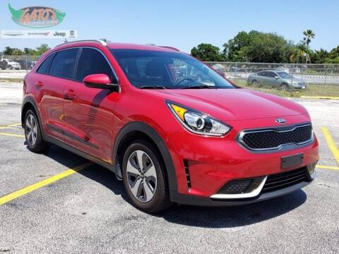 2017 Kia Niro for sale at GATOR'S IMPORT SUPERSTORE in Melbourne FL