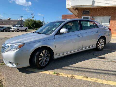 2011 Toyota Avalon for sale at Monroes Auto Export in Greensboro NC