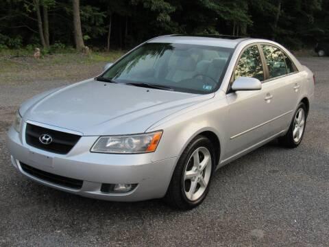 2008 Hyundai Sonata for sale at DON'S AUTO WHOLESALE in Sheppton PA