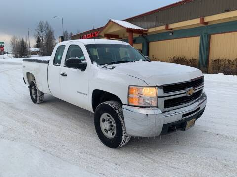 2009 Chevrolet Silverado 2500HD for sale at Freedom Auto Sales in Anchorage AK