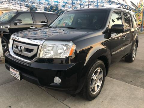 2009 Honda Pilot for sale at Plaza Auto Sales in Los Angeles CA