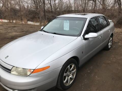 2002 Saturn L-Series for sale at BARNES AUTO SALES in Mandan ND