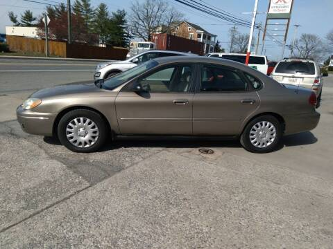 2007 Ford Taurus for sale at Rob's Tower Motors in Taneytown MD