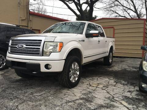 2010 Ford F-150 for sale at Used Car City in Tulsa OK