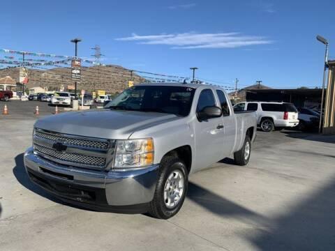 2013 Chevrolet Silverado 1500 for sale at Los Compadres Auto Sales in Riverside CA