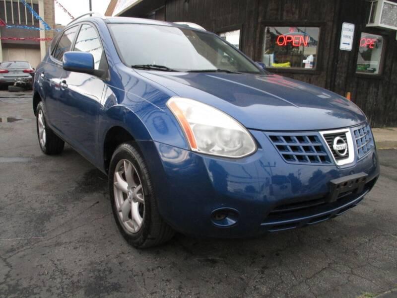 2008 Nissan Rogue for sale at EZ Finance Auto in Calumet City IL