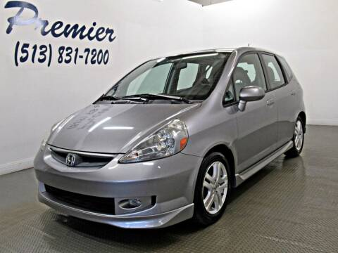 2008 Honda Fit for sale at Premier Automotive Group in Milford OH