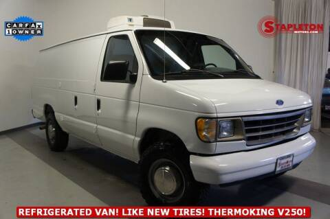 1996 Ford E-350 for sale at STAPLETON MOTORS in Commerce City CO